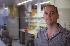 Matthew Simpson (QUT Science and Engineering Faculty) Tags: qut staff profile portrait tri stem matthew simpson professor mathematical sciences maths ihbi institute health biomedical innovation applied computational mathematics numerical future fellow transnational research