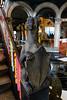 creature statue (nicknormal) Tags: citymuseum stlouis bannister civic museum sculpture statue