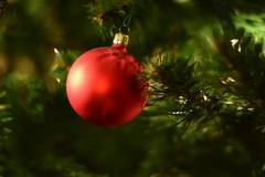 Kerstbal (SandraSpijker) Tags: kerst nikon nikond5300 d5300