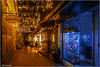 vom Weingeist beseelt (geka_photo) Tags: gekaphoto eutin schleswigholstein deutschland lichterstadt gasse weihnachten advent weingeist gold