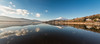 A Winter Morning (Yuga Kurita) Tags: fuji fujisan fujiyama mt mount japan landscape nature panorama panoramic lake yamanaka yamanakako yamanashi rime ice hard winter