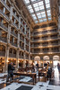 George Peabody Library (soomness) Tags: library georgepeabody baltimore maryland books fujifilmxt2 fujifilm fujinon fuji xt2 xseries xf16mmf14wr travel travelphotography design interiordesign geometry architecture flickrchallengegroup challenge
