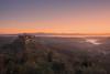 Bagnoregio sunrise (DABMARCO www.marcodabbruzzi.com) Tags: civita bagnoregio sunrise alba viterbo lazio italy