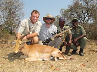 Zimbabwe Cape Buffalo Hunt 34