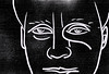 2017.09.24 Up Close (Julia L. Kay) Tags: juliakay julialkay julia kay artist artista artiste künstler art kunst peinture dessin arte woman female sanfrancisco san francisco sketch digital drawing digitaldrawing dibujo selfportrait autoretrato daily everyday 365 self portrait portraiture mobileart mobile iphone iphoneart idraw isketch iart face mda iamda mobiledigitalart dpp dailyportraitproject touchscreen fingerpaint fingerpainter ipad ithing idevice ukiyoe ukiyoeapp bw blackandwhite black white wood woodblock print ukiyoeapponly
