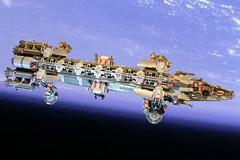 Eagle 2.0 (Brick Bruce) Tags: lego moc slego space ship eagle 20