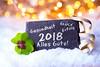 Neujahr, Silvester 2017,  2018   -  Hintergrund mit Bokeh und Schnee  -  Schiefertafel (MarlaL2106) Tags: gruskarte neujahr 2018 neujahrsgrüse schnee winter bokeh neujahrskarte neujahrswünsche neujahrsgrus symbol frohesneuesjahr glückwünsch wünsche karte glück erfolg gesundheit vorsätze glücksbringer allesgute glückwunschkarte jahreswechsel wechsel anfang januar silvester sylvester glücksklee kleeblatt klee vierblättriges natürlich frühjahr schild schiefer tafel natur motiv 2017 zukunft freundlich fröhlich froh kreidetafel schiefertafel germany