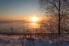 Sunrise (Jackx001) Tags: 31â°c december312017 jacknobre nature photography toronto cold fog freezingcold lakeontario lastsunrise sunrise winter