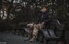 Autoportrait (N-Lock) Tags: usar nlock attente vidéo videomaker photo photographe réalisateur report reportage airsoft squad armes repliques equipe drill nantes bretagne france air soft mrs nell banc publique public daguet camo self portrait auto autoportrait moi me