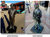 09a Rapid City SD - Presidential Statues 05 (Johns Never Home) Tags: utah wyoming idaho montana southdakota yellowstone tetons badlands mountrushmore crazyhorse devilstower rapidcity powwow saltlakecity jacksonhole