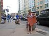 BostonSphericSeating (fotosqrrl) Tags: boston massachusetts streetphotography urban brooklineavenue sphere sitting fenway