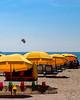 Beach Life (dennycarr) Tags: southbeach beach beachchair atanticocean parasail miami beachumbrella ocean florida