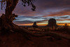 Monument Valley at Sunrise (Laveen Photography (aka cyclist451)) Tags: az arizona douglaslsmith laveenphotography monumentvalley phoenix theviewhotel cyclist451 environment landscape naturalsetting nature photograph photographer photography sunrise wwwlaveenphotographycom
