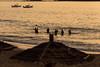 Sunset play (tommyajohansson) Tags: rakhine myanmarburma mm tommyajohansson geotagged ngpalibeach bayofbengal