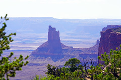 Candlestick Tower, Canyonlands, USA (Andrey Sulitskiy) Tags: usa utah canyonlands