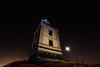 Telegrafo Adanero (Yorch Seif) Tags: telegrafo adanero nocturna nocturnal estrellas stars largaexposicion longexposure