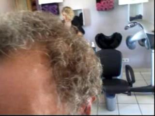 des bigoudis pour ma coiffure du réveillon