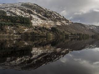 Just Reflecting - Loch Eck Dec 2017
