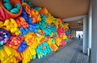 street art coral reef