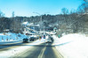 Boulevard la Vérendrye from Mont Luc in Gatineau lookiing towards the river (lezumbalaberenjena) Tags: gatineau mont luc 2017 winter hiver nieve niege snow cold froid frio