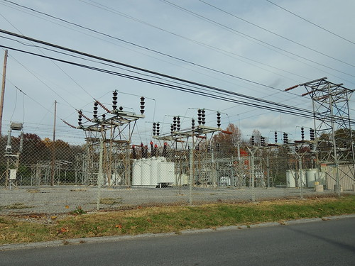 Potomac Edison Catoctin Substation