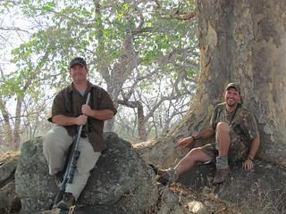 Zimbabwe Cape Buffalo Hunt 36