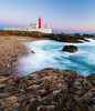 Safe Point (enigmamcmxc) Tags: 2017 7d bruno cabo canon day dia enigmamcmxc farol lighthouse mar movement movimento nature natureza pereira point portugal red rochas rocks safe sea vermelho