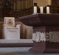 Kathedra (wpt1967) Tags: 02092017 bischofssitz bischofsstuhl eos6d hansjosefbecker hoherdomstmariastliboriusstkilian kirche kirke nrw paderborn canon100mm church flickrtreffen wpt1967