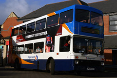 16634 P234 VCK (Cumberland Patriot) Tags: stagecoach cumberland motor services cms north west england cumbria volvo olympian northern counties palatine 2234 16634 p234vck step entrance bus ribble buses 2005 flood relief fleet derv diesel engine road vehicle