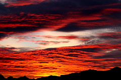 Sunset 12 31 17 #30 (Az Skies Photography) Tags: december 31 2017 december312017 12311712312017 new years eve newyearseve sky rio rico arizona az riorico rioricoaz arizonasky canon eos 80d canoneos80d eos80d canon80d sun set sunset dusk twilight nightfall cloud clouds skyline skyscape arizonasunset arizonaskyline arizonaskyscape newyearsevesunset final last finalsunset2017 red orange yellow gold golden salmon black
