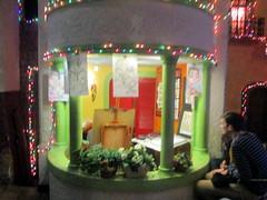 Kiosk in Puppet Plaza (Autistic Reality) Tags: puppetplaza puppet plaza cityoflakewood lakewood colorado jeffersoncounty unitedstates unitedstatesofamerica america us usa co stateofcolorado coloradostate restaurant southpark ericcartman cartman rockymountainwest frontrange casabonita interior inside indoors