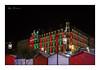 Marché de Noël (Rémi Marchand) Tags: hôteldelacloche côtedor bourgogne marchédenoël chalet noël dijon nuit hotel jeuxdelumière façade canon5dmarkiii
