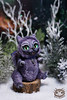 Cheshire Cat (rioky_angel) Tags: riokycreatures creature cute fantasy furry fluffy monster handmade artdoll arttoy polimerclay clay ooak toys toymaker creativity