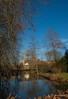 capu-dec17-vuesureglise© (bataille.jocelyne) Tags: coulommiers parc des capucins hiver morin eglise reflets