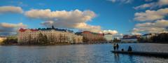 Helsinki, Finland (ap0013) Tags: helsinki finland water architecture city buildings hdr cloud sky helsinkifinland suomi