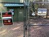 Excuse Me, May I Trespass Here? (cogdogblog) Tags: sign trespass