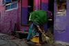 Pushkar. Rajasthan. India (Tito Dalmau) Tags: cleaning street woman pushkar rajasthan india