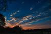 Coucher de soleil à Estampon_7036 (lucbarre) Tags: soleil sun rays coucher soir coucherdesoleil extérieur landes estampon france