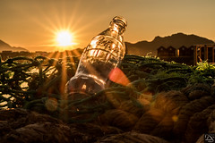 found at midnight sun (schda22) Tags: sonne sonnenuntergang mitternachtssonne cocacola sleepless night beach trip shooting lofoten norge norwegen midnight