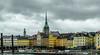 GAMLA STAN (Pedro Michelena) Tags: estocolmo pmmrm61 stockholm gamlastan suecia sweden ciudad city escandinavia ville cité port puerto quai casas houses maisons