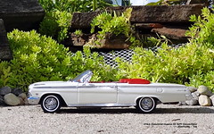 1962 Chevrolet Impala SS 409 Convertible (JCarnutz) Tags: 124scale diecast wcpd 1962 chevrolet impalass
