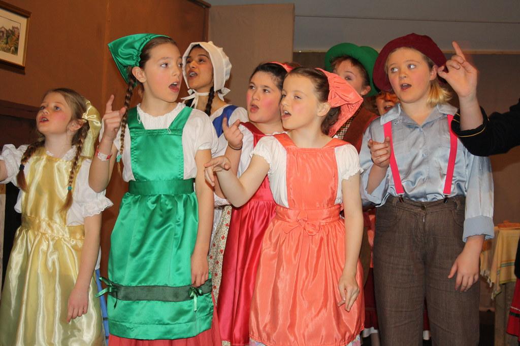 Cinderella household children