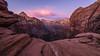 Zion Purple Sunrise (PatrickPrager) Tags: zion nationalpark morning sunrise colors utah landscape nature purple mountians nikon d7100