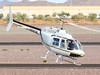 Bell 206B Jet Ranger II N9993K (ChrisK48) Tags: 1976 aircraft bell206b dvt helicopter jetrangerii kdvt n9993k phoenixaz phoenixdeervalleyairport