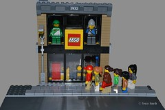 New sets (360/365) (Tas1927) Tags: 365the2017edition 3652017 day360365 26dec17 lego minifigure minifig