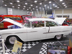 Coastal Virginia Auto Show 2017 (MisterQque) Tags: chevy chevybelair chevrolet 1955chevybelair autoshow carshow coastalvirginiaautoshow