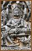 Hoysaleswara Temple #10 (Suman Chatterjee) Tags: halebid hassan karnataka india hoysaleswara temple hoysala 12thcentury tourism sumanchatterjee