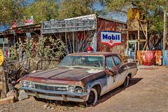Route 66 Arizona Hackberry (Mobilus In Mobili) Tags: arizona route66 usroute50trip kingman unitedstates us