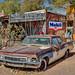 Route 66 Arizona Hackberry
