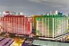 (MH Saiful) Tags: rochor centre hdb enbloc singapore nightscape long exposure bugis rgb facade cbd